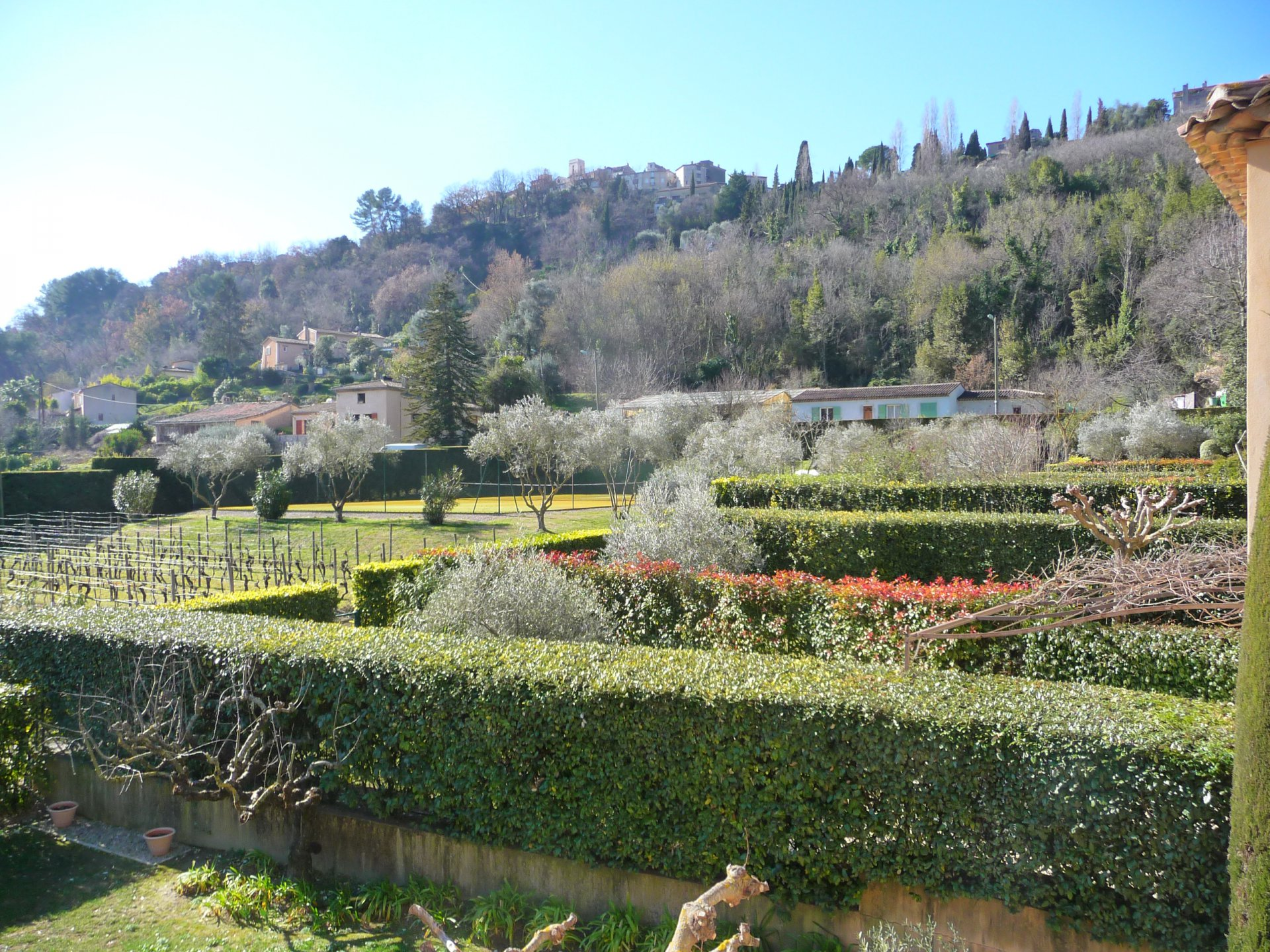 Saint-Paul de Vence, close to the village