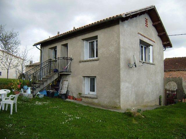 Idéal premier achat ou investissement locatif, maison proche d'Aurignac