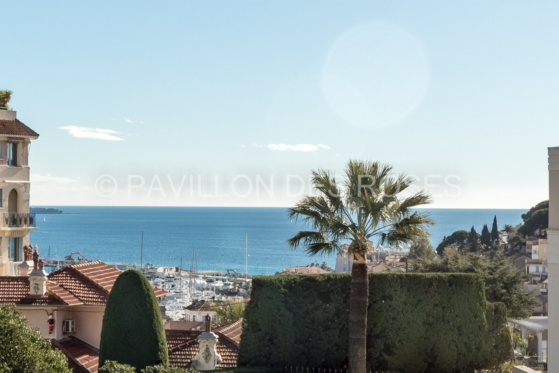 VILLA OF CITY - ROOF TOP WITH SEA VIEW