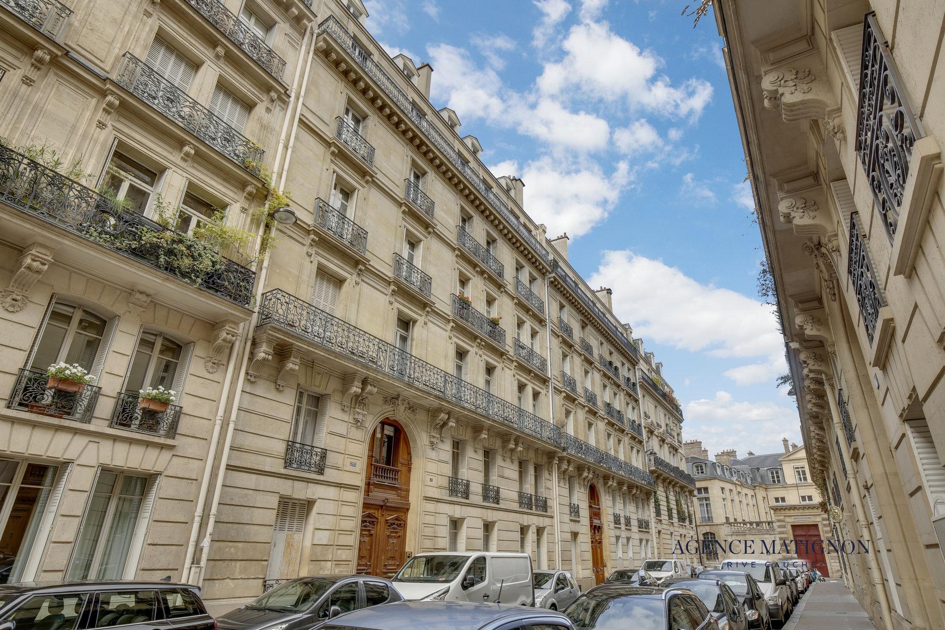Vente Appartement - Paris 7ème Invalides