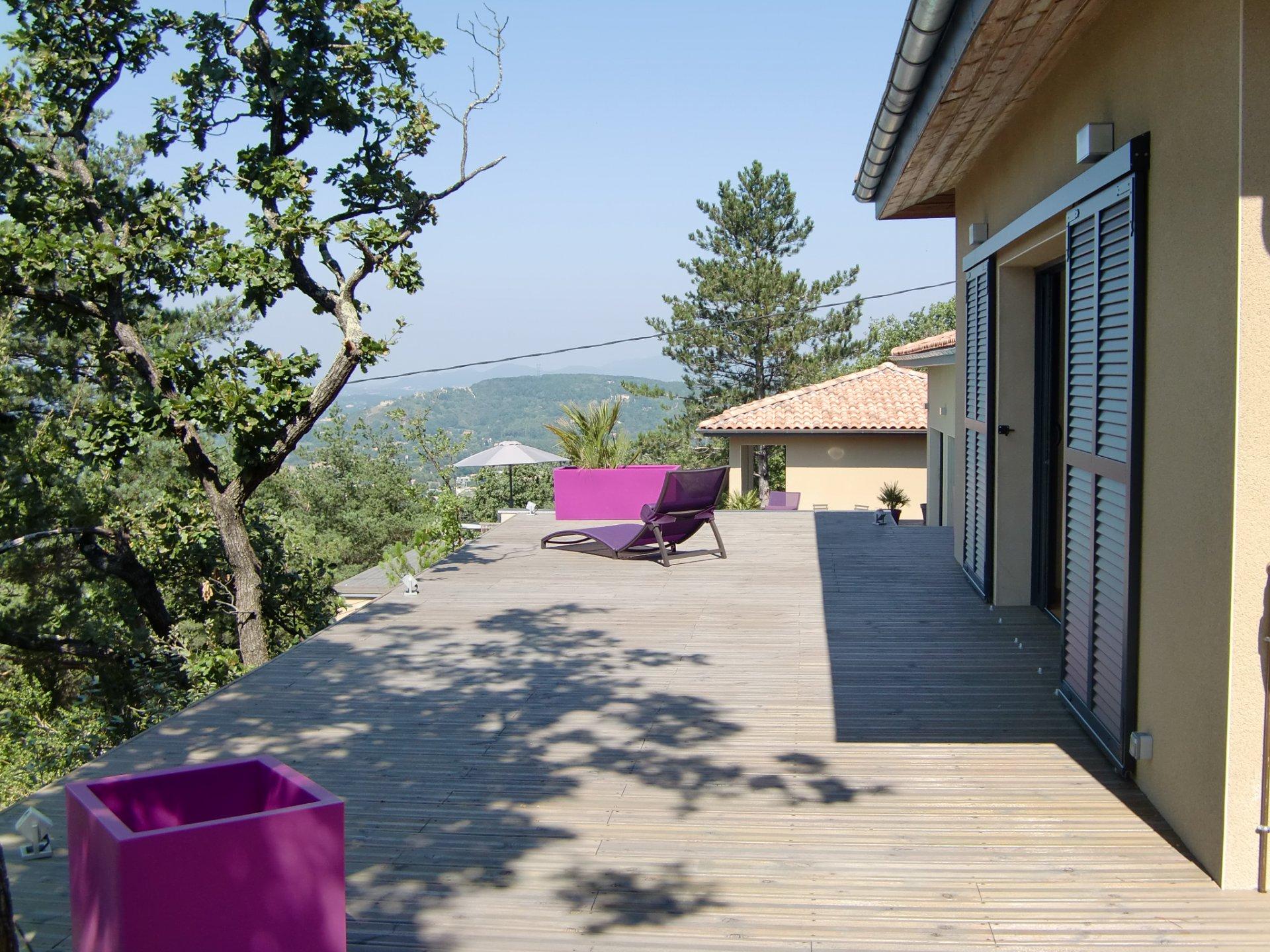 A vendre : Magnifique villa près de Montélimar, Drôme