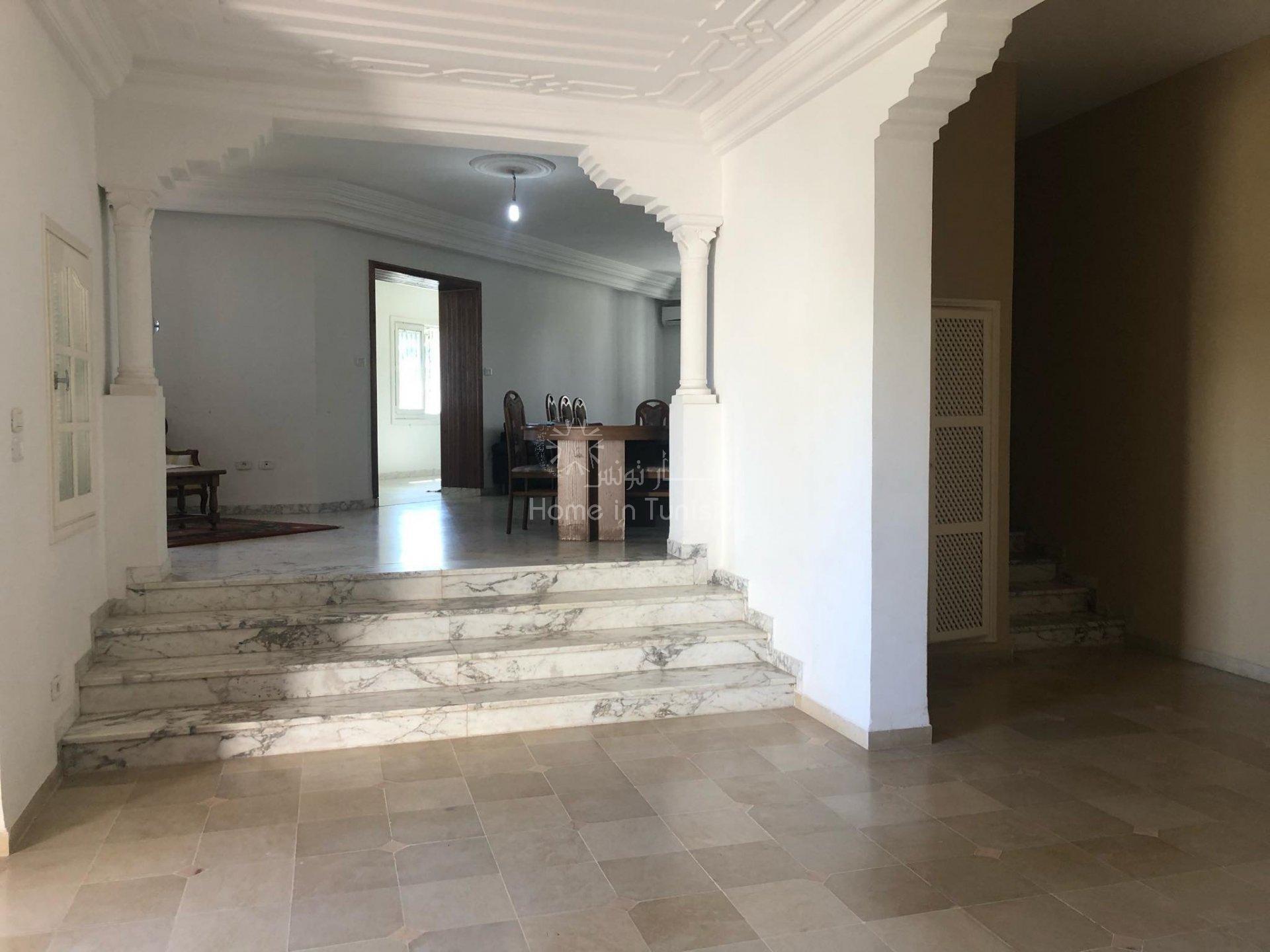 Villa plein pieds à Kantaoui