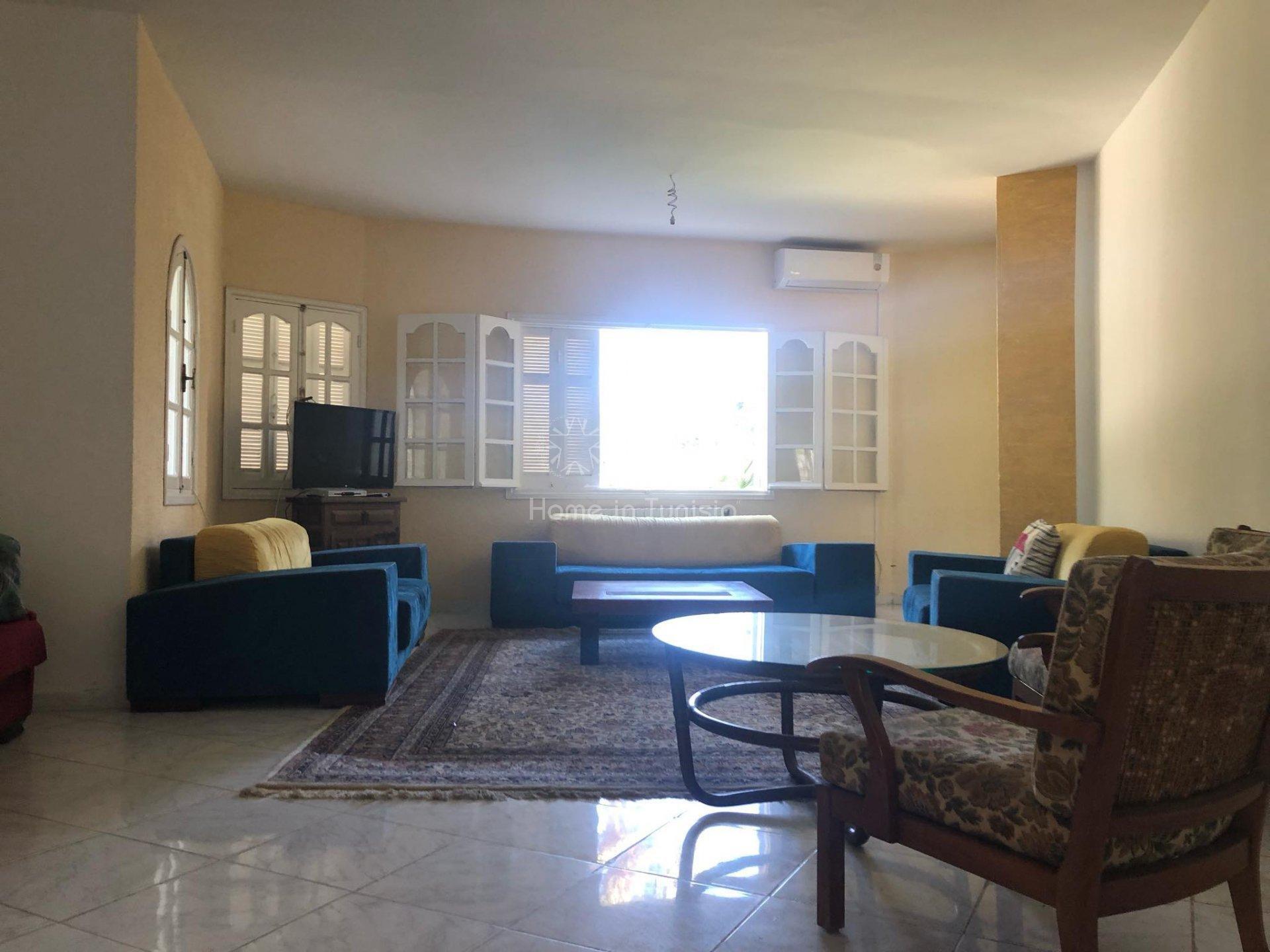 Villa indépendante situé à Kantaoui