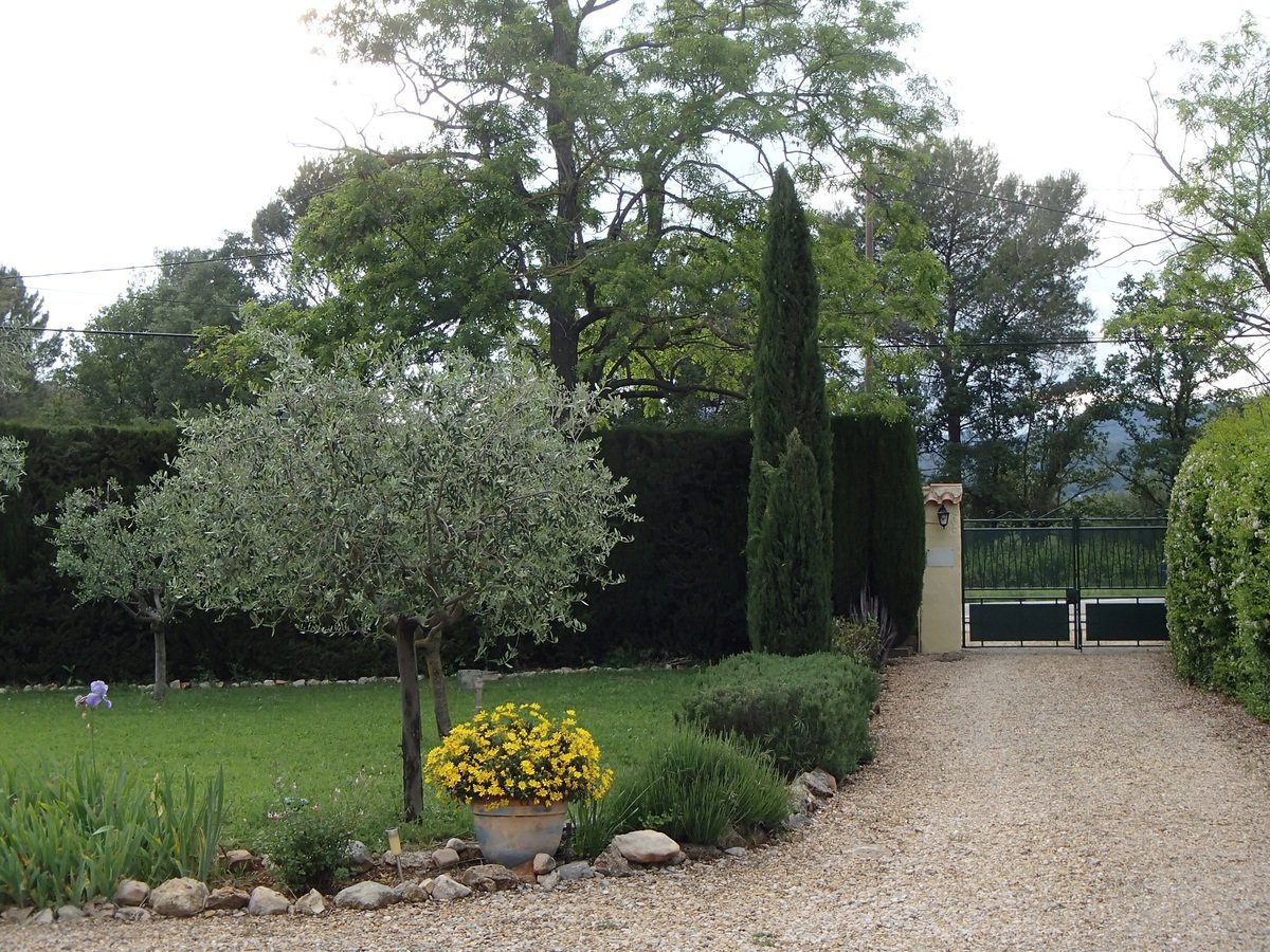 Villa à Figaniére