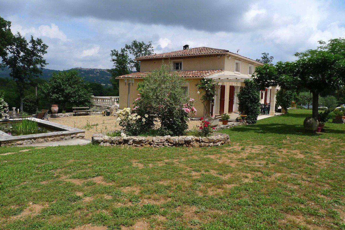 Villa in Callian with view