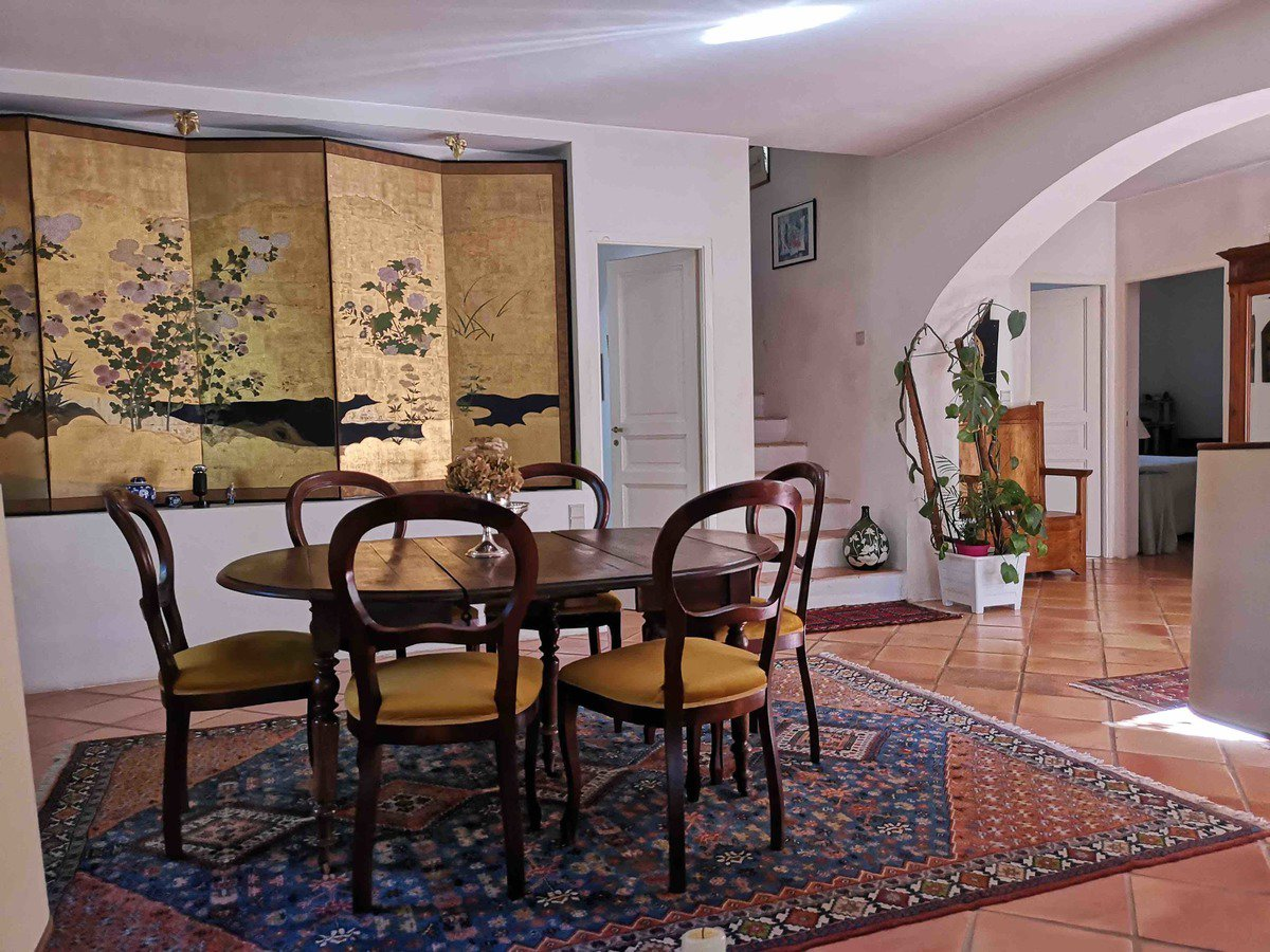 Charming villa in Saint Paul en Forêt