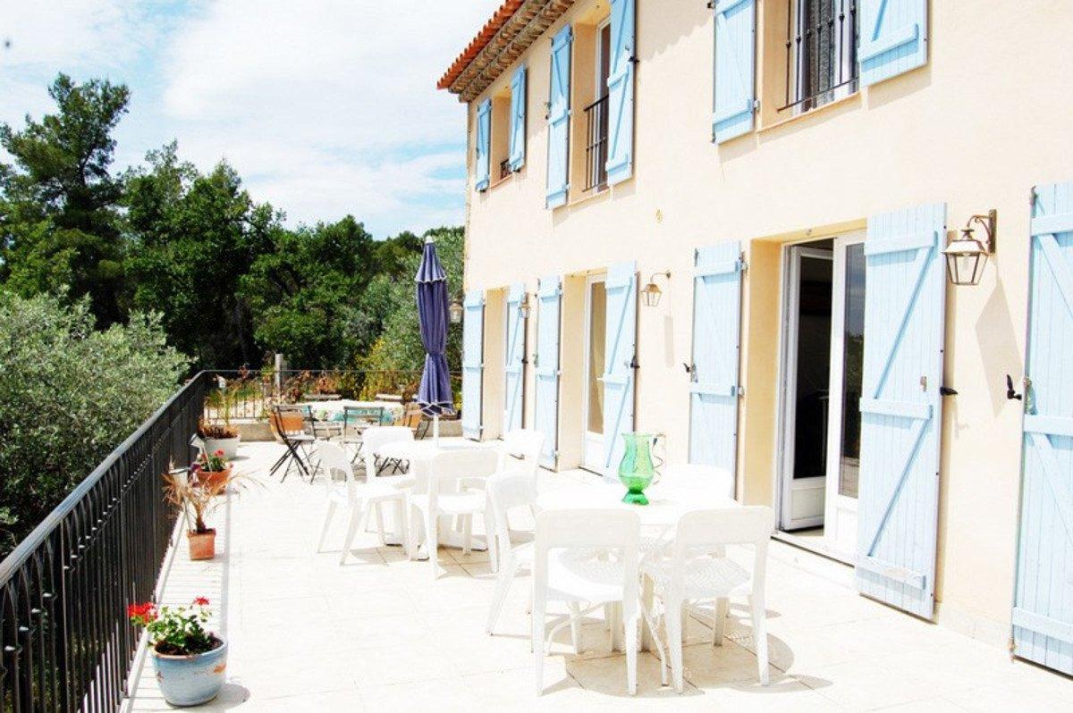 Villa à Seillans