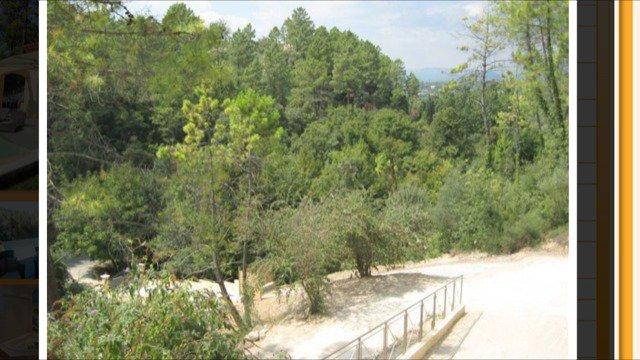 Villa  Montauroux à 900m à pieds du village