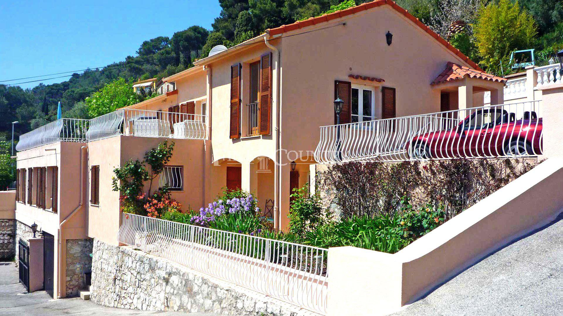 Vente Villa Villefranche-sur-mer Vue sur la mer