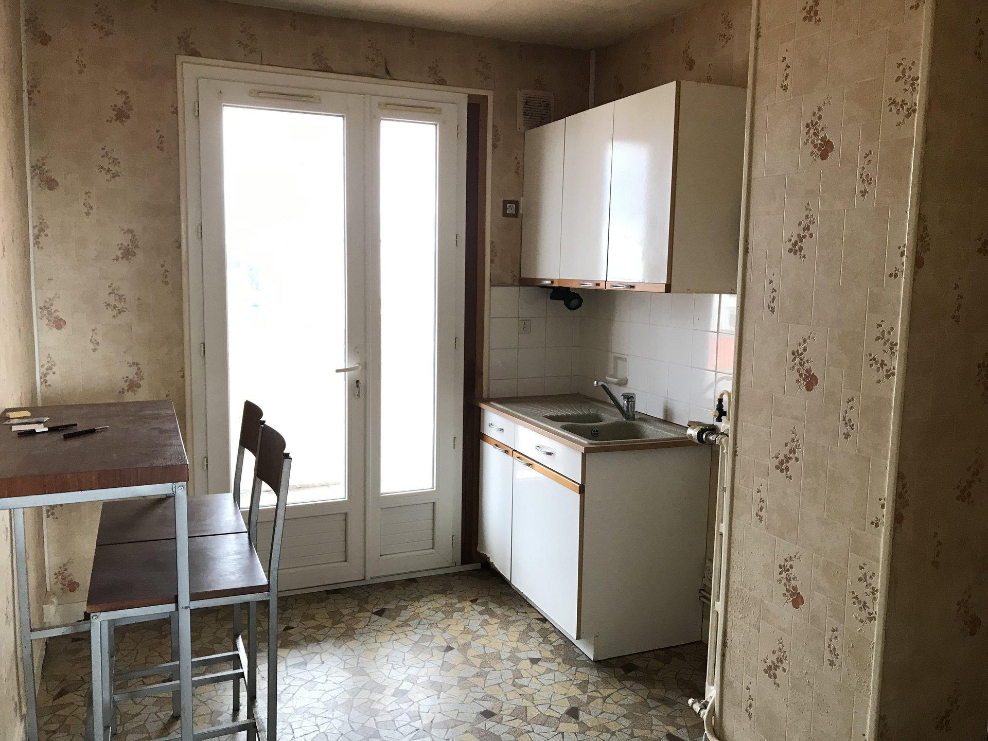 5627AJA - Appartement T3 - Balcon - VICHY J'Arc