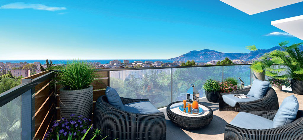 2 bedroom apartment - move in Q3 2019 - Cannes-la-Bocca