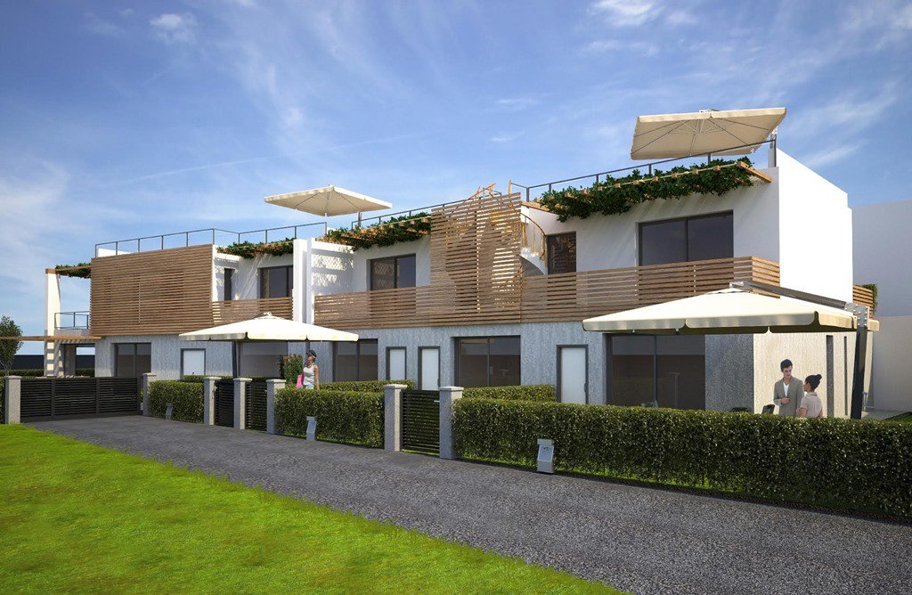 Luxury new development - sea views - gated - close to all amenities