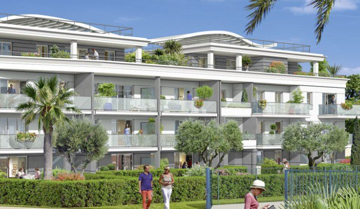 New development -300 m to the beach