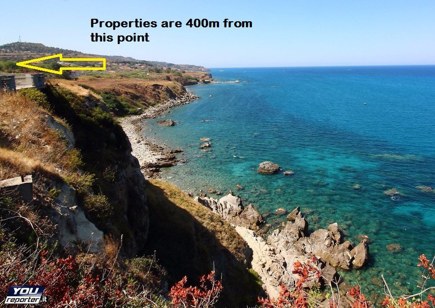 400 m from the sea - INVESTMENT OPPORTUNITY