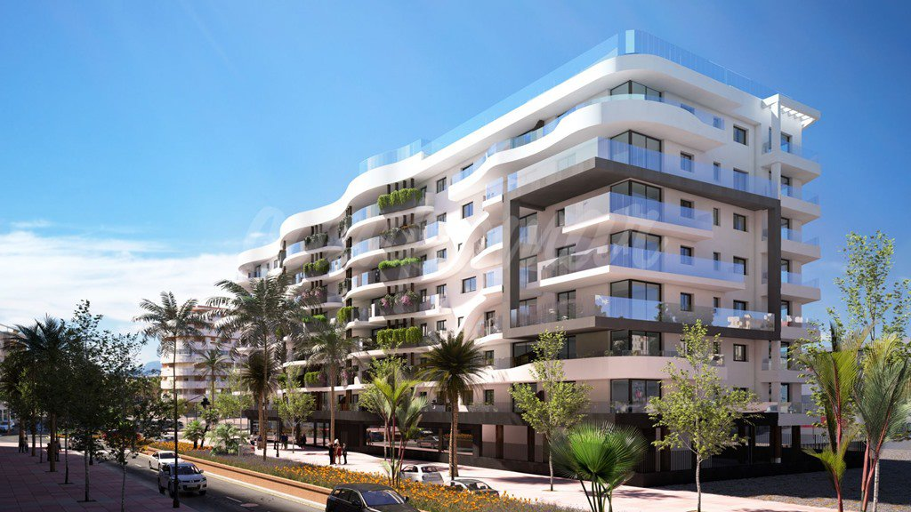 New apartment in the heart of Estepona