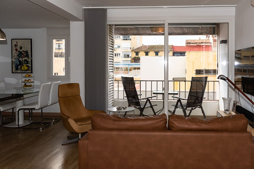 Refurbished apartment in Old Town