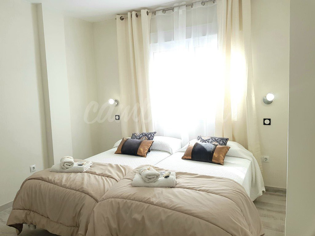 Renovated apartment few meters from beach