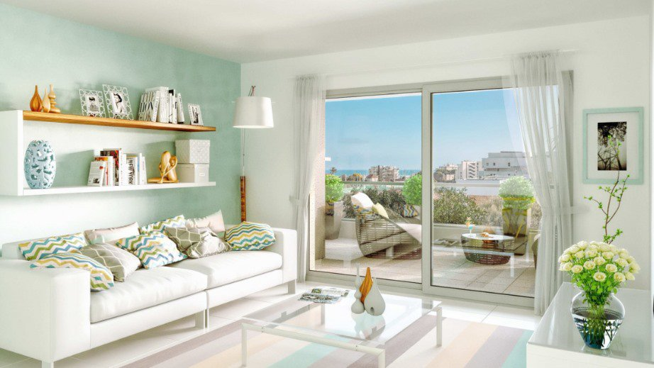 New development in Antibes - Move in Q1 2020