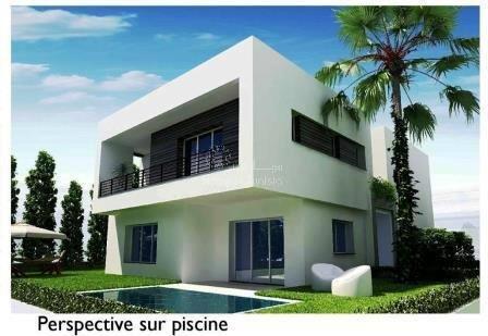 Sale Villa - Raoued - Tunisia