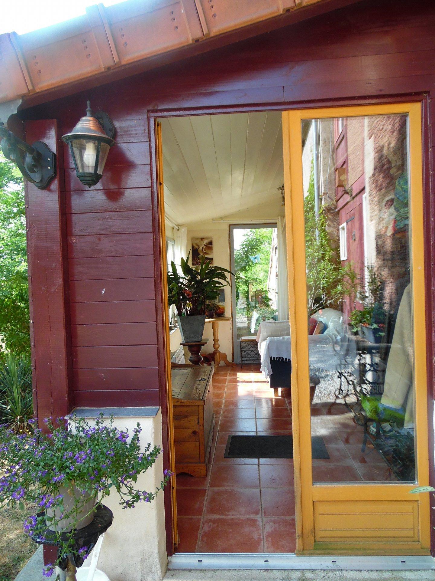 Te koop in de Creuse, boerderij veel ruimte en tuin (4978m²)