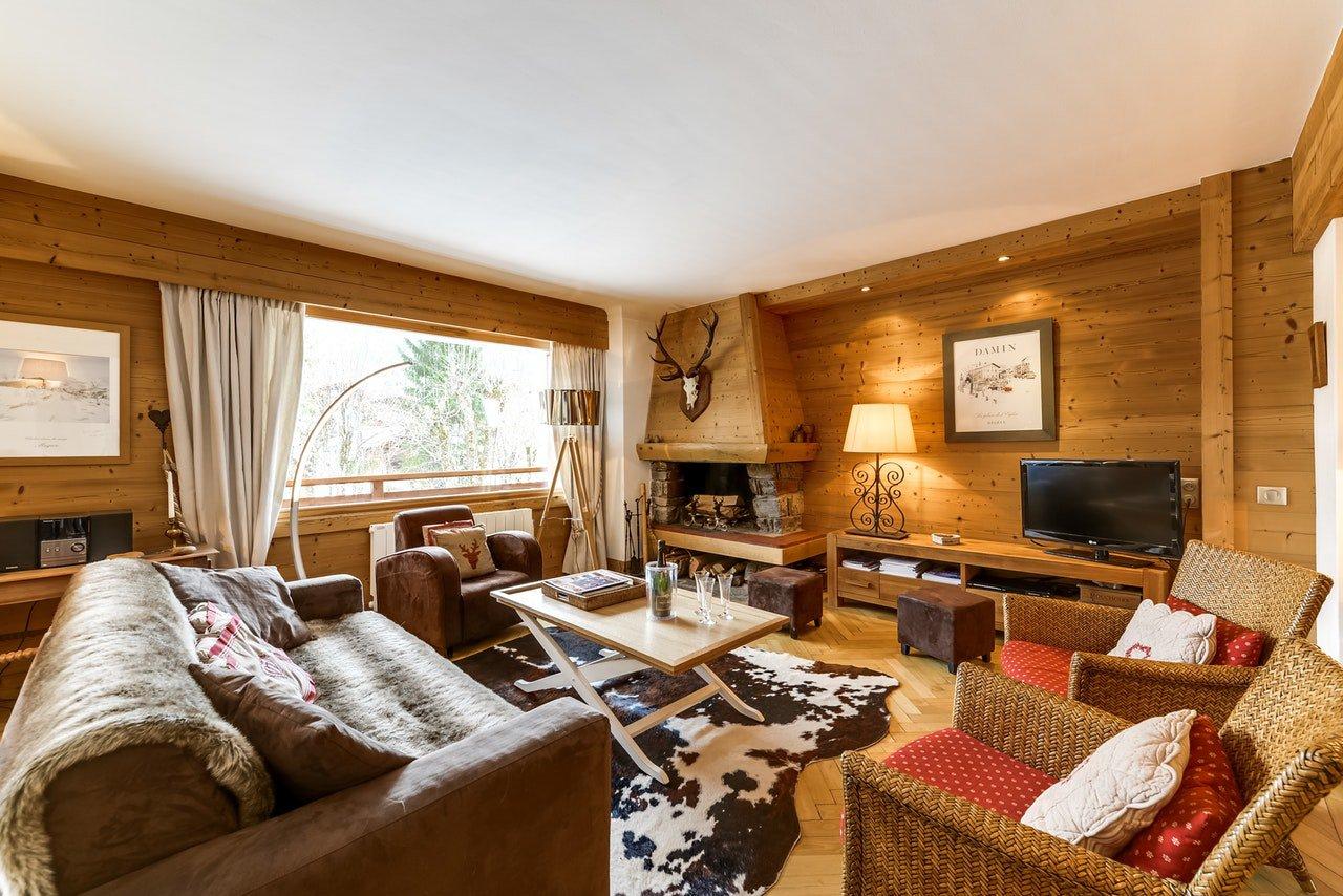 Apartment Sunshine Chalet in Megeve