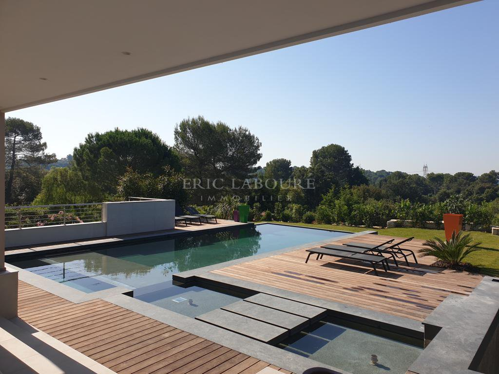 Seasonal rental House - Valbonne Peyrebelle