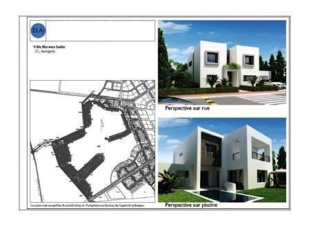 Sale Villa - El Hessiene - Tunisia