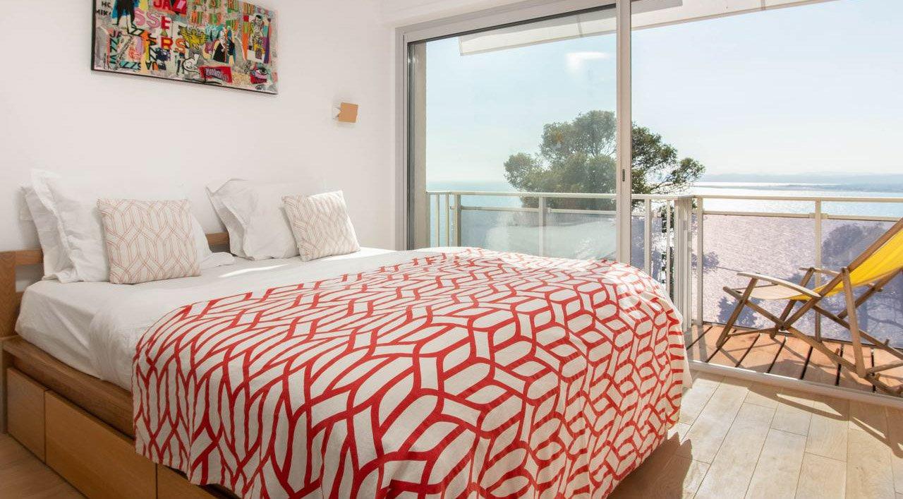 Penthouse d'exception avec vue mer - Nice Mont Boron