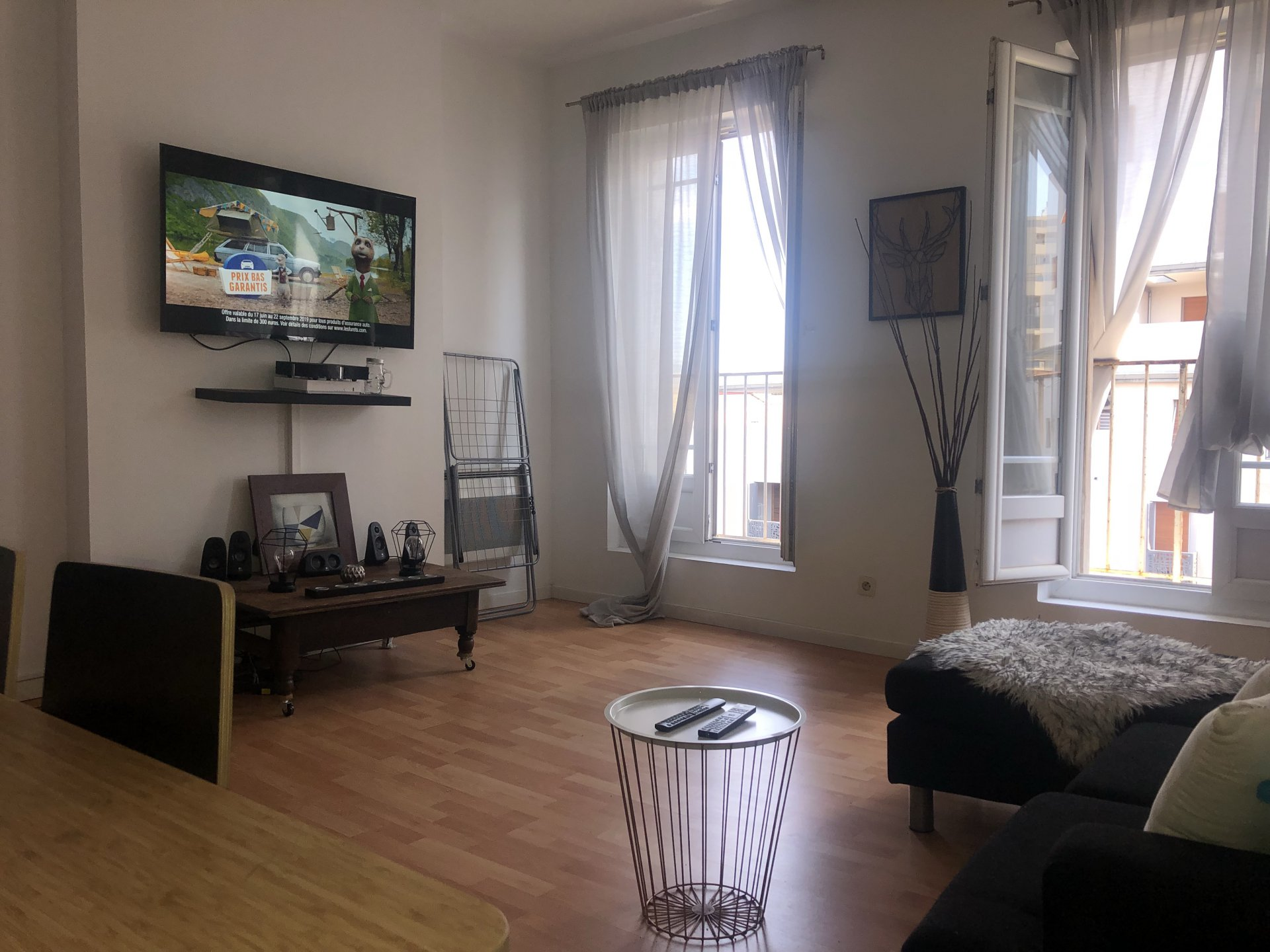 Appartement Type 2  La Joliette 13002