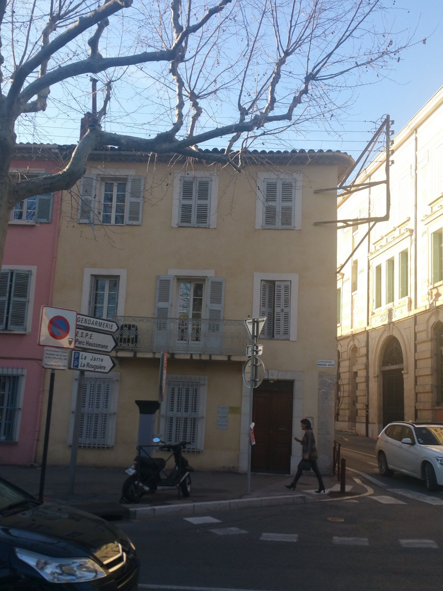 Little building in Draguignan
