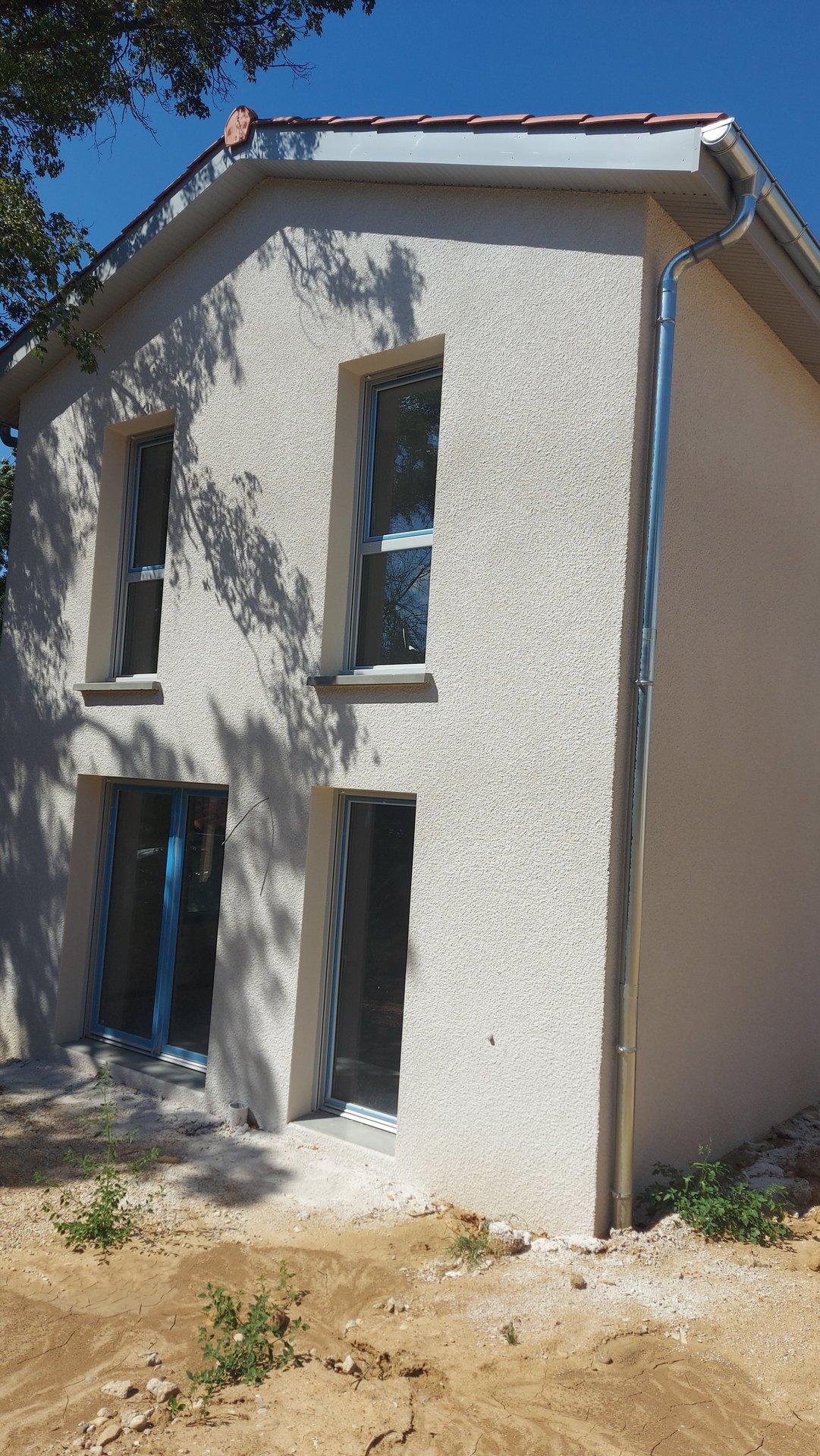 Maison 3 chambres, avec garage