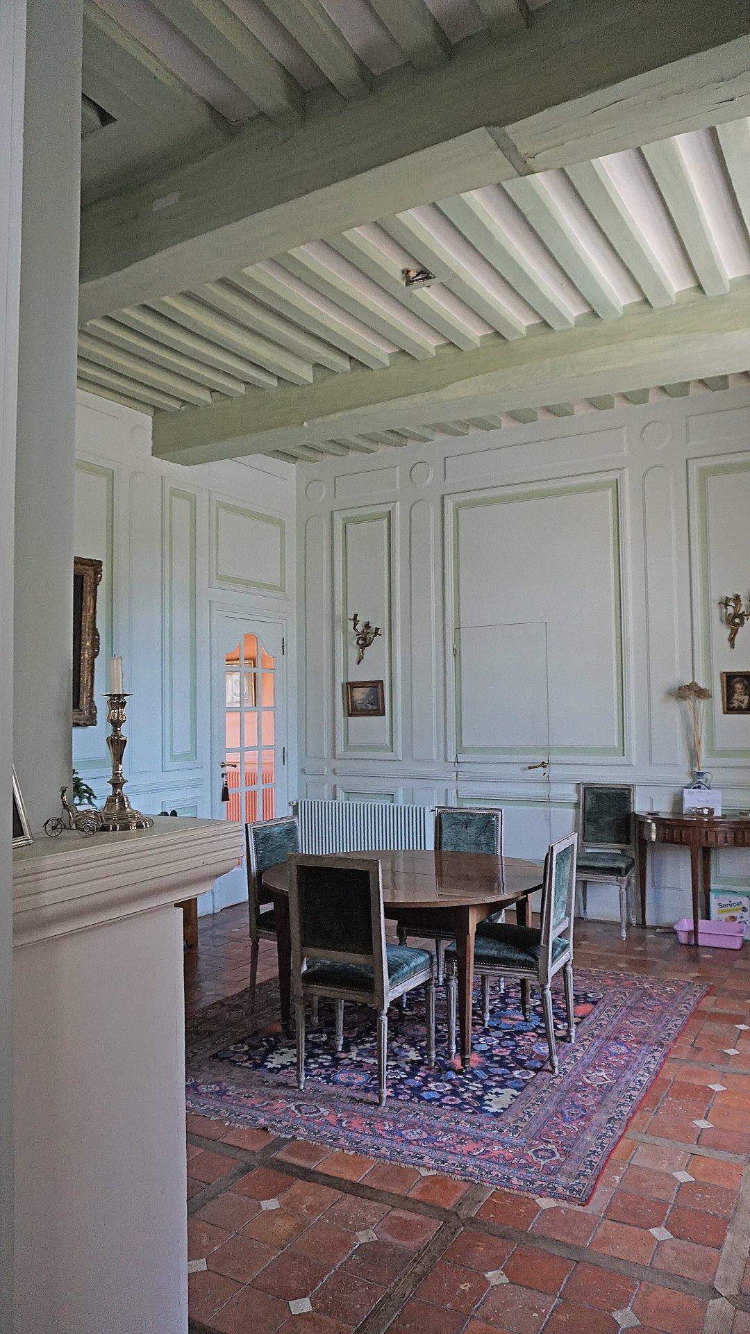 PAYS D'AUGE-CAVADOS- MANOIR XVI et XVIIème inscrit ISMH sur 22 hectares.