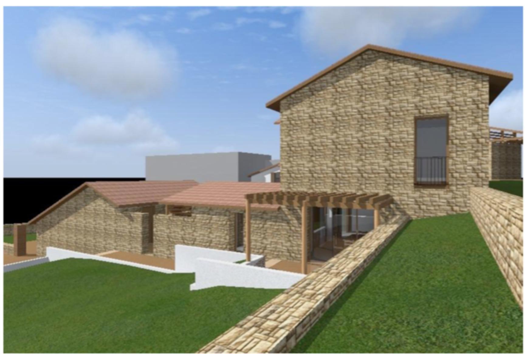 Morancé - Grange à rénover d'environ 100 m²