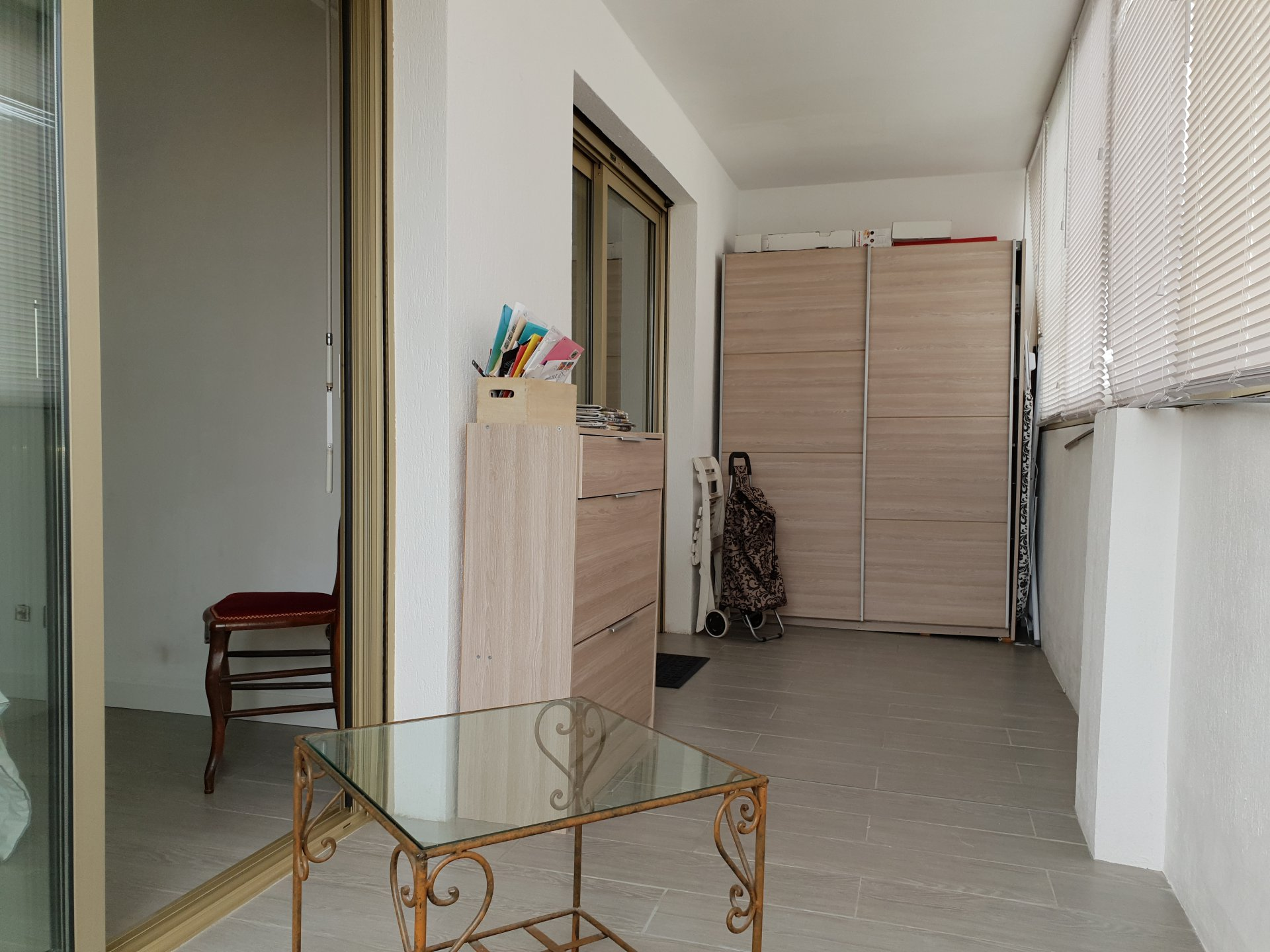 THE CANNET SALE 3 ROOMS HIGH STORE RESIDENCE WITH SWIMMING POOL CLOSE CENTER