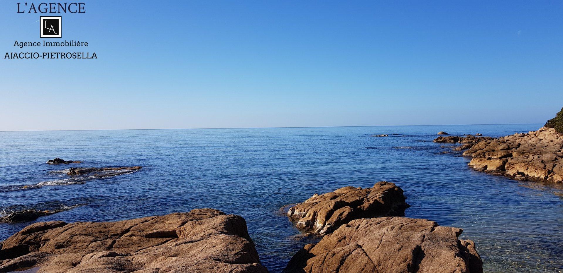 Terrain de Loisirs, belle vue mer, 300 m de la mer à Cupabia