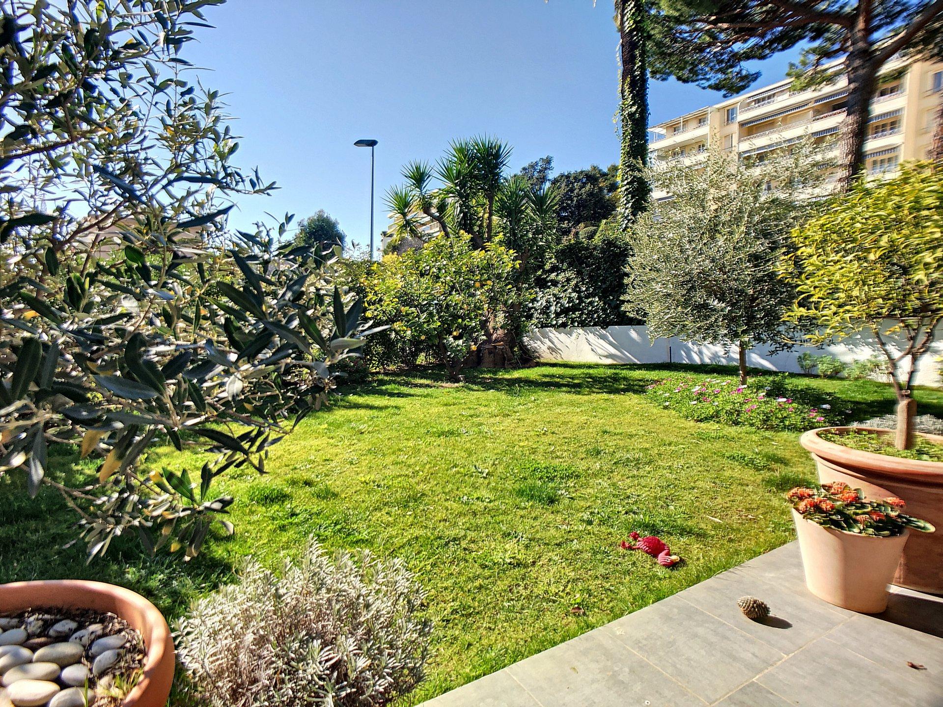 Superbe  6P en rez de jardin plein sud au calme