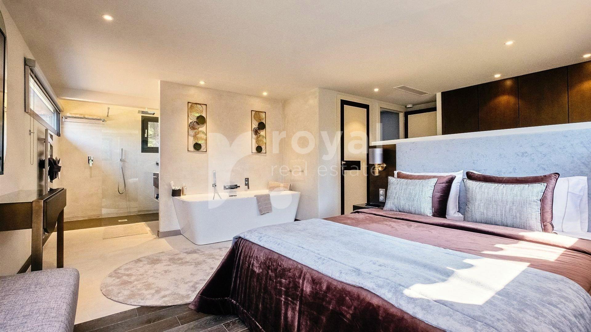 Villa for seasonnal rent in Opio