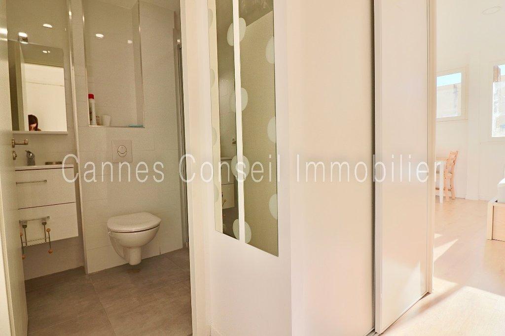 Cannes Gare - Studio meublé
