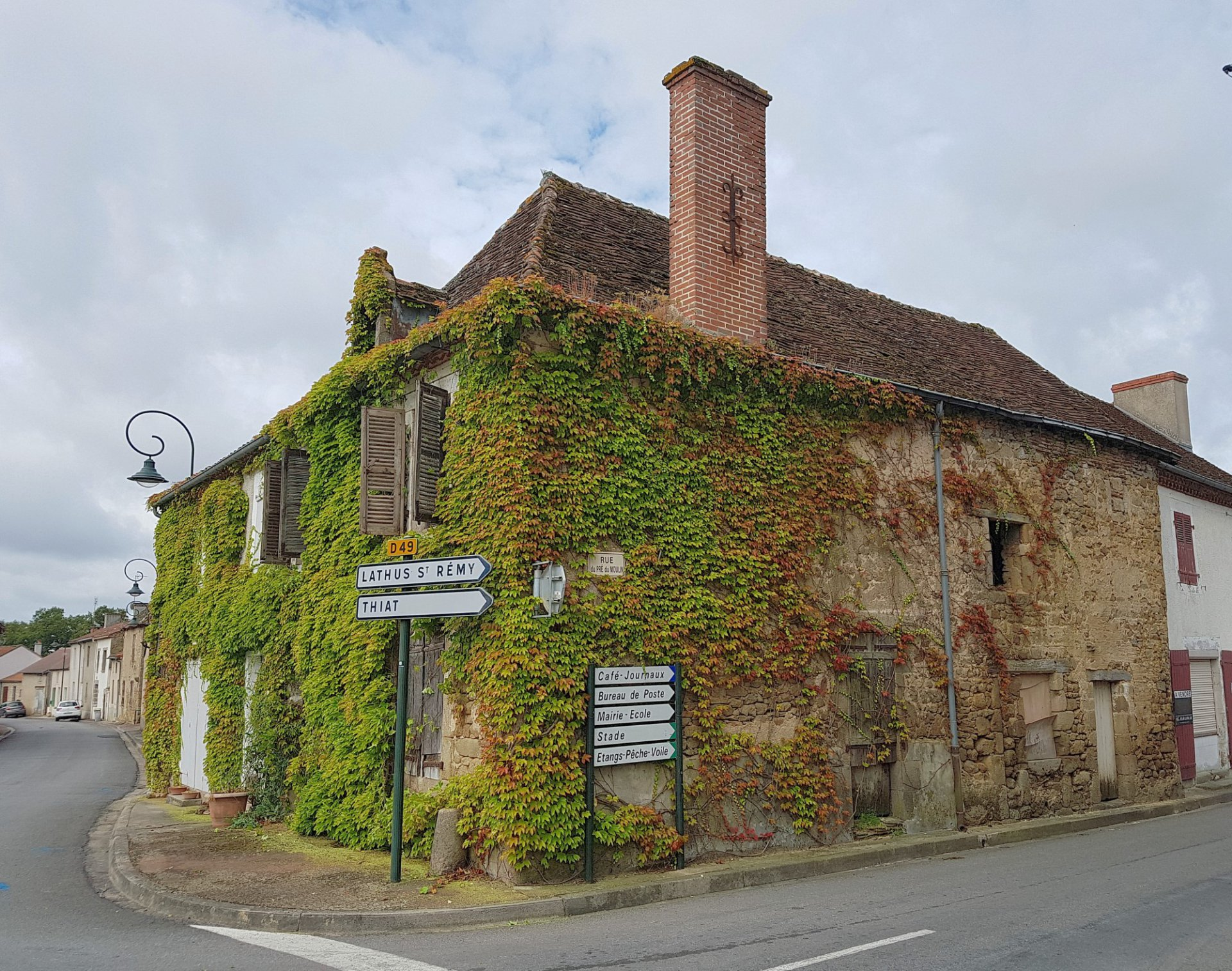 North Haute Vienne: 2 village houses to restore