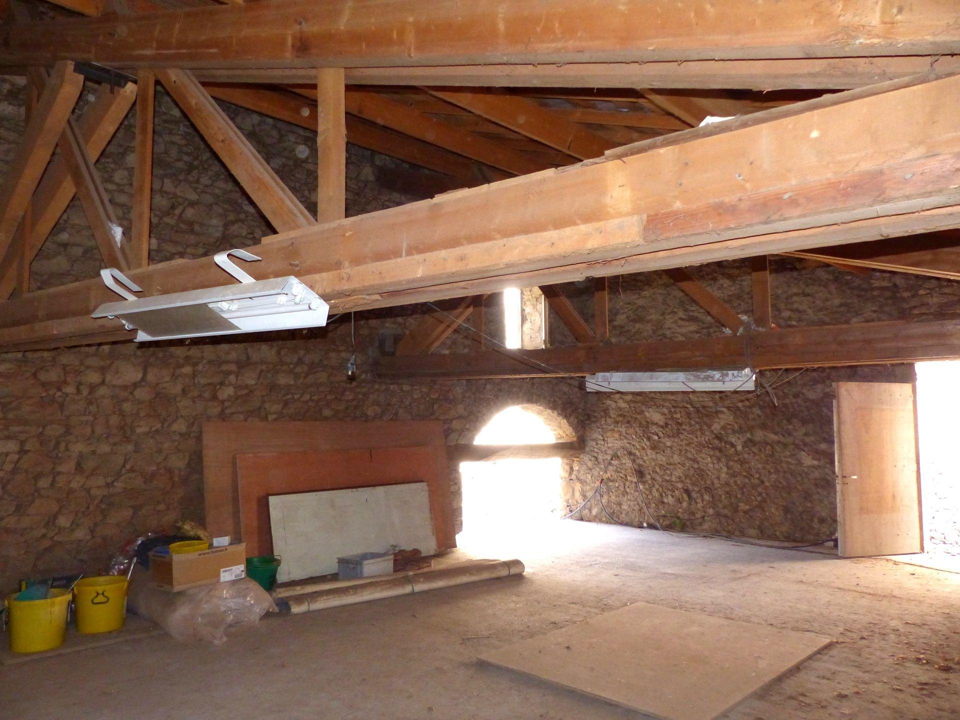 Maison de hameau à rénover