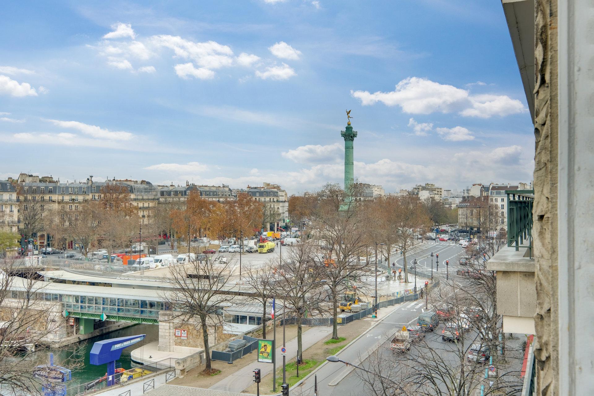 Rental Apartment Paris 12th Quinze-Vingts