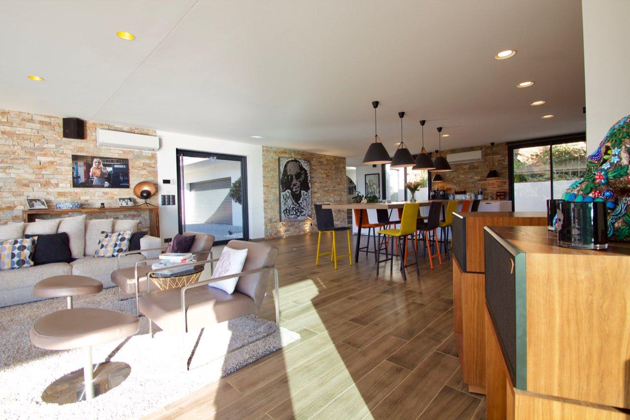 Les Issambres – Splendides vues – Belle intimité – villa neuve !