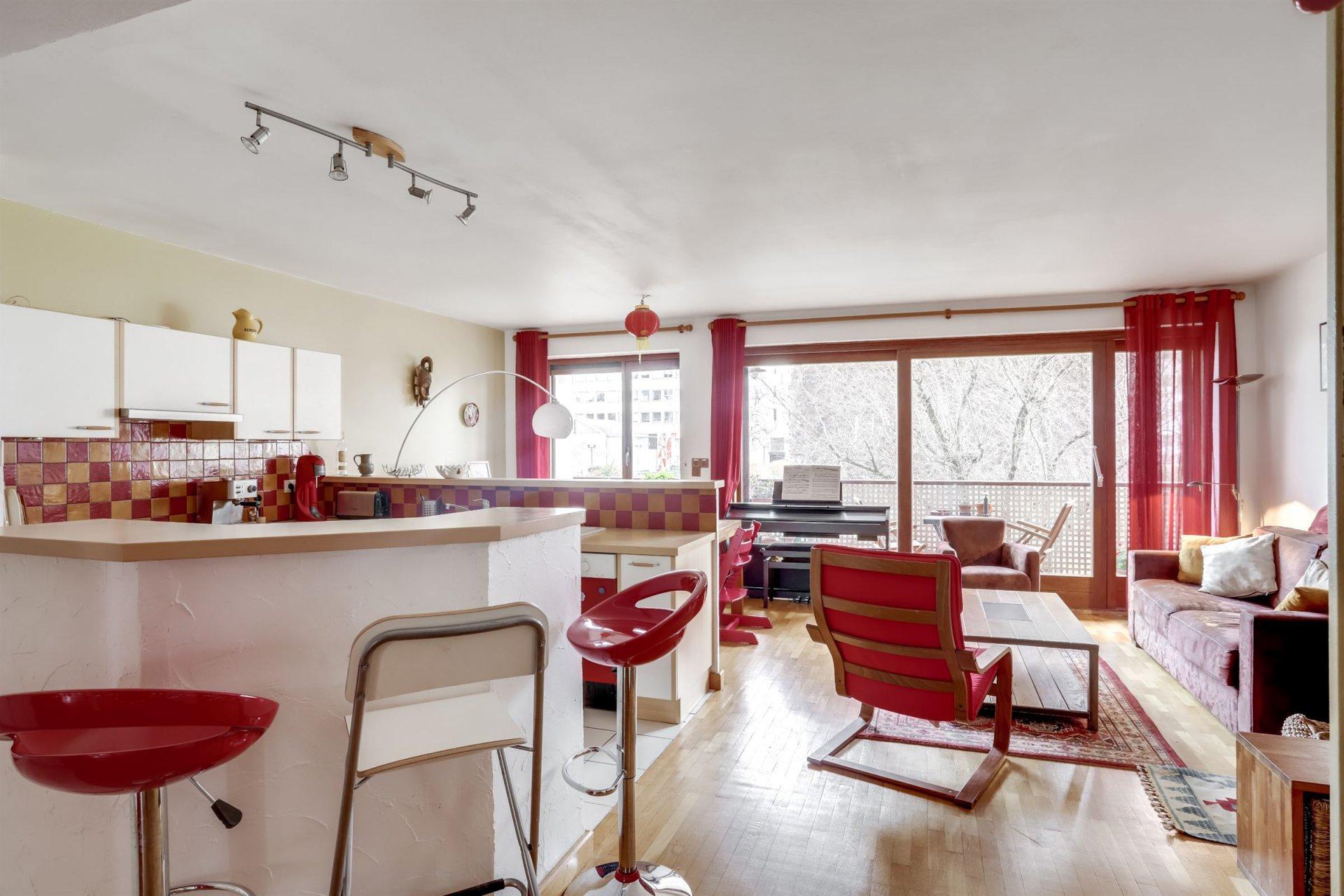 Vente Appartement - Paris 14ème