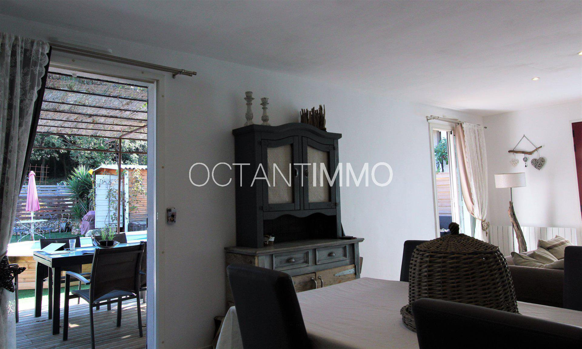 Heights of Antibes - Villa semi detached with two separated levels