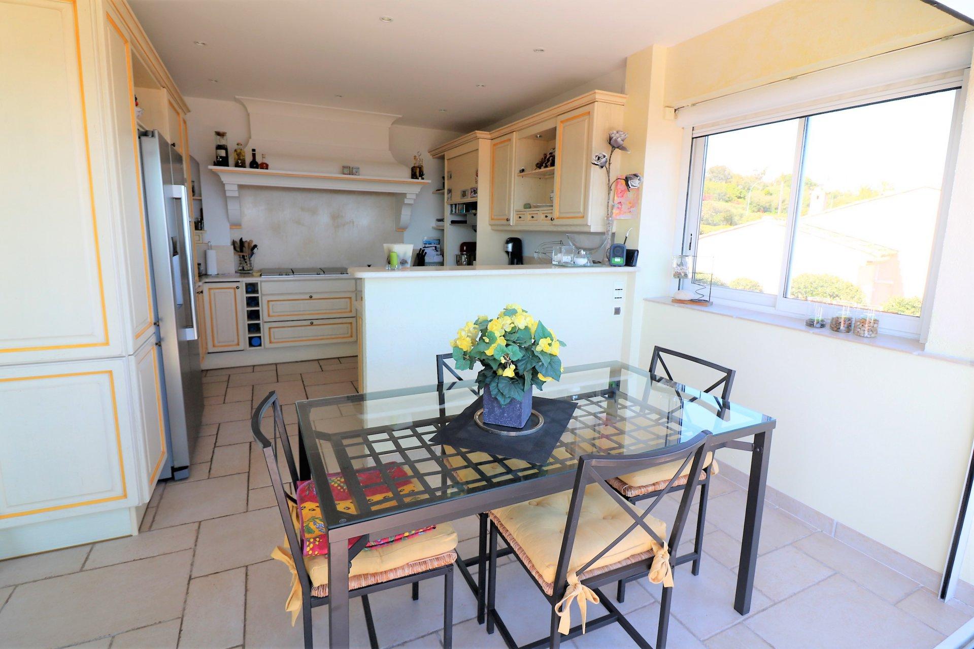 Villa à vendre Les Issambres, vue mer panoramique