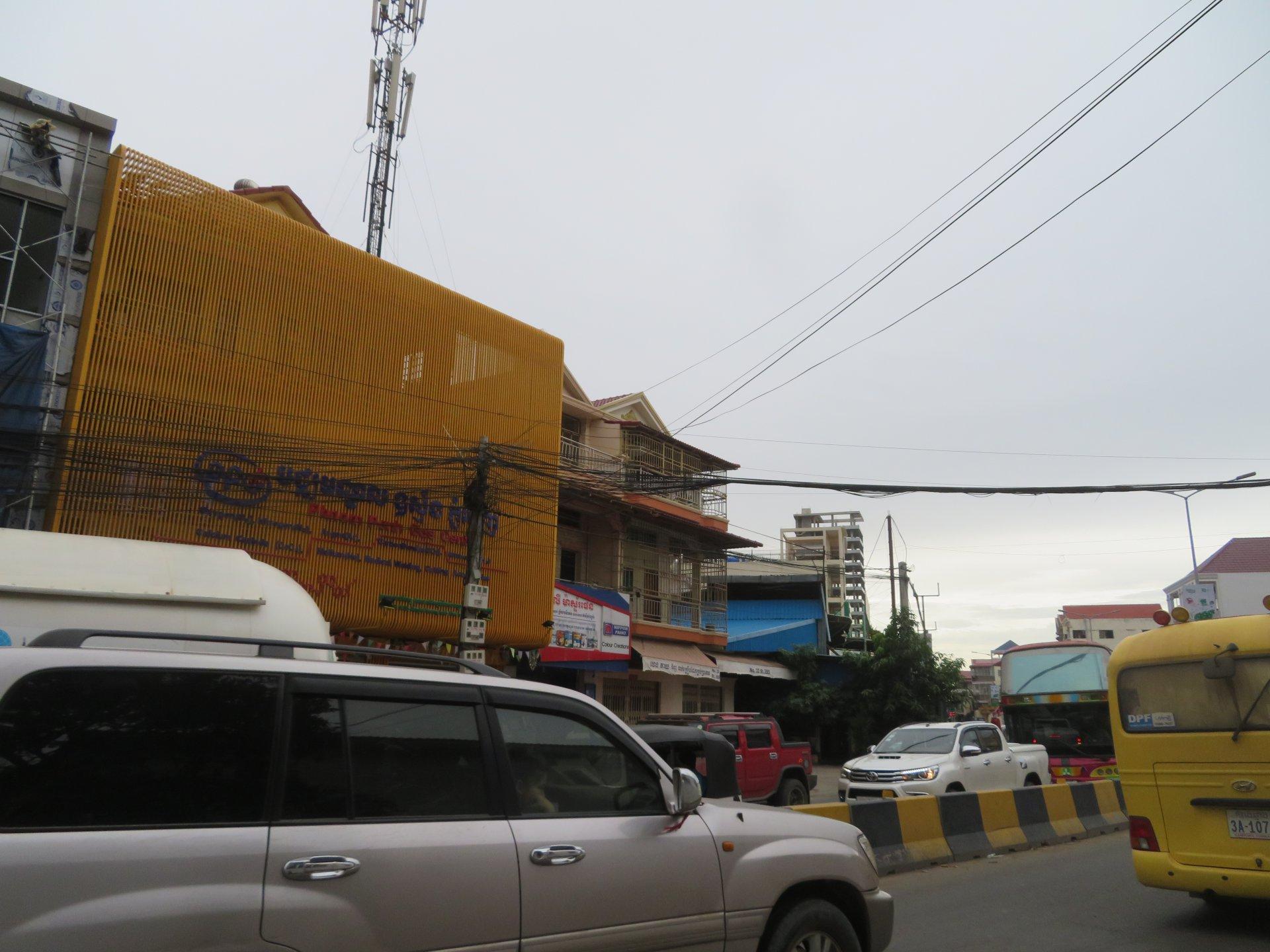 出租 平房子 Toul Kork Boeung Kak 1