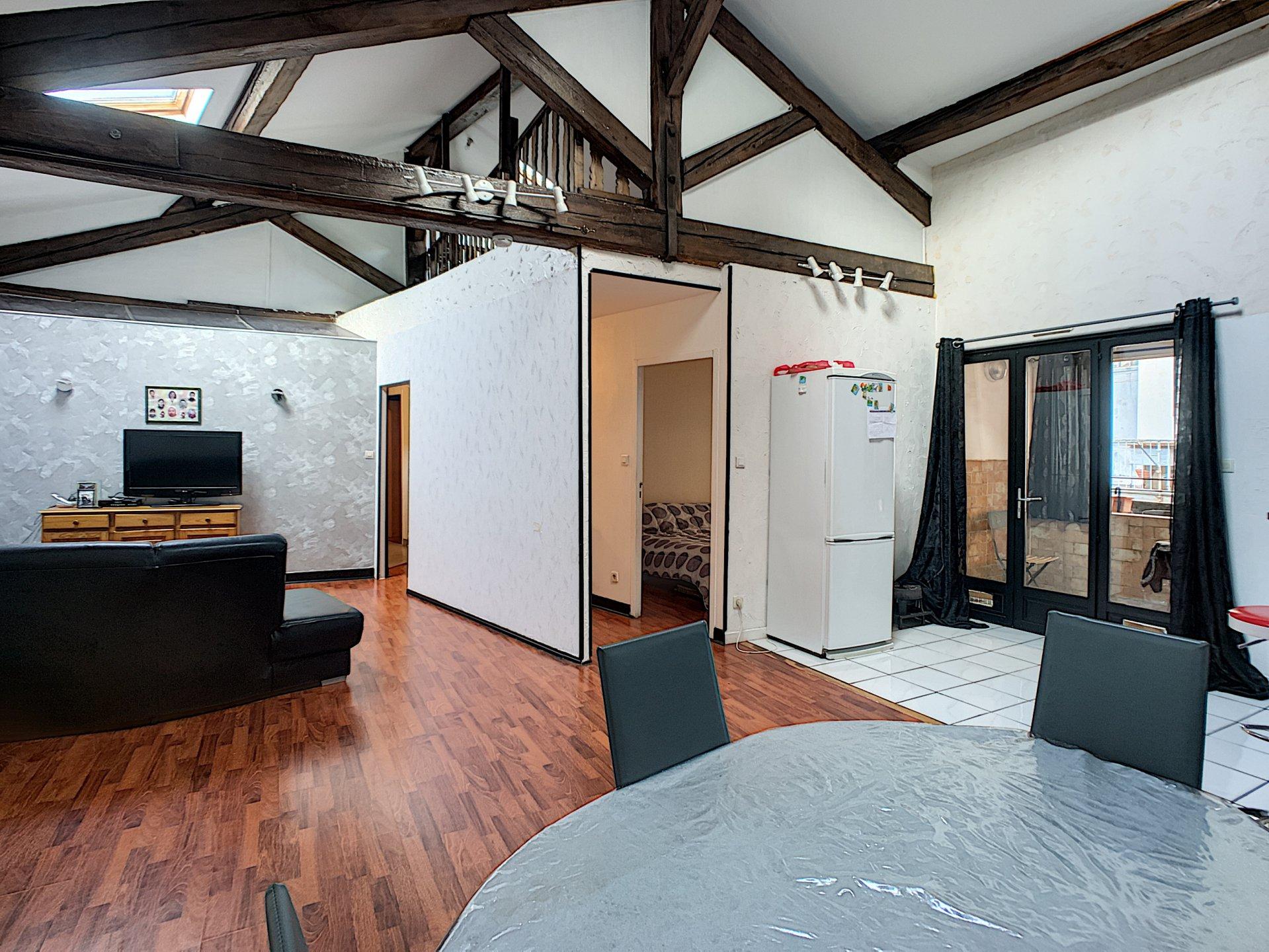 Appartement 127 m2 secteur de la gare