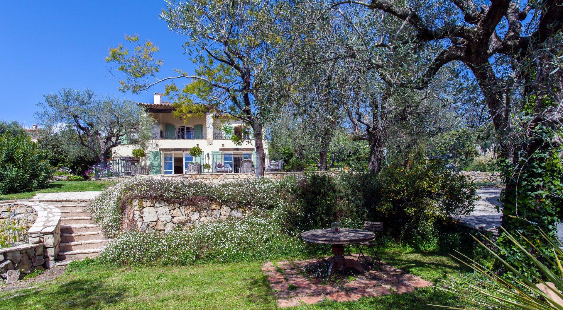 Affitto Villa - Opio - Francia