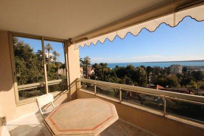 Basse californie 4 pièces en étage vue mer panoramique à deux pas des commerces et commodités