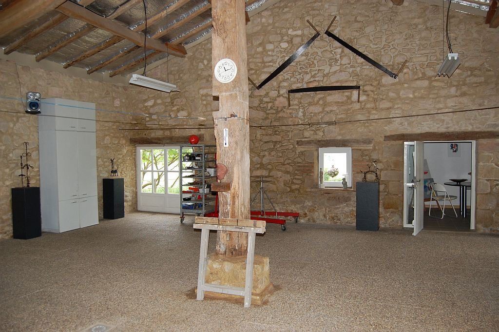 LOT-ET-GARONNE - Countryside, nice property with artist's workshop